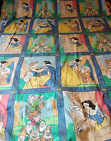 Drap et taie Disney Snow white Blanche neige CTI Sheet pillowcase duvet cover