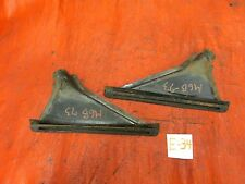 MGB, MGB GT, Original Dashboard Defrost Vents Left and Right, !!