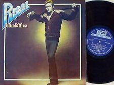 John Miles~Original OZ LP Rebel NM 1976 Pop Rock
