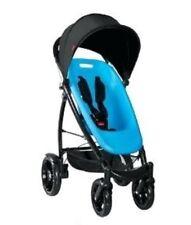 Phil&Teds 2013 Smart Buggy Stroller Bundle Bubblegum Seat & Liner & Black Canopy
