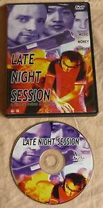LATE NIGHT SESSION Rave music scene DVD Ned ondertitels English Audio ALL REGION