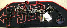 "2020 PSE Stinger Max Package 29"" 70lb RH TrueTiumber Strata Compound Bow W/ CASE"