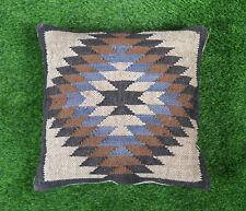 """Cushion Cover Handmade Home Decorative Pillow Cover Sham Cover 18"""" Jute Throw"""