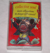 Sugerencias, Allegations & Things Left Unsaid Por Collective Soul Casete,