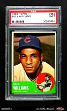 1963 Topps #353 Billy Williams Cubs PSA 7 - NM