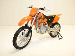 MOTO KTM 450 SX RACING orange 1/18 SX-R