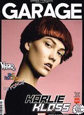 Garage Magazine 10 Adriana Lima Lara Stone Malgosia Bela Geargia May Jagger New.