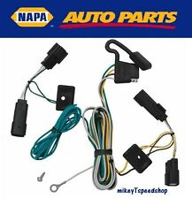 07-10 OUTLOOK TRAILER HITCH WIRING HARNESS T-connector towing adapter 4-WAY PLUG