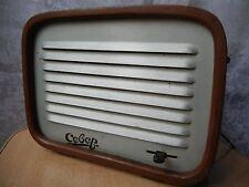 Rare Original Old Vintage Antique Soviet Russian Radio speaker North Ussr
