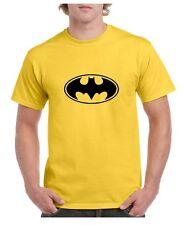 Batman Symbol T-shirt Basic Tee Various sizes S - 2XL New