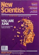 July New Scientist Science Magazines
