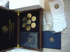 Founding Fathers of America Coin Collection- The Franklin Mint
