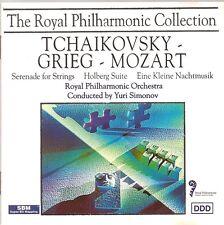 TRP041: Tchaikovsky · Grieg · Mozart