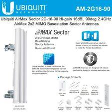 Ubiquiti AM-2G16-90 2.4GHz AirMax Sector Antenna Basestation.