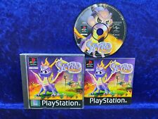 ps1 SPYRO THE DRAGON Boxed COMPLETE Game Playstation PAL ps2 ps3
