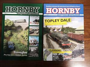2 x Model Railways Hornby Magazine Yearbook No. 2 & No. 5