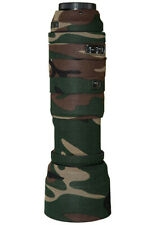 LensCoat® copertura mimetica per Sigma 120-400 mm Forest Green Camo n.7 pezzi