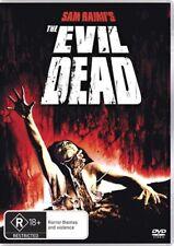 Evil Dead, The, DVD