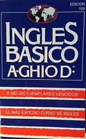 Ingles Basico (ghio)/basic English by Agusto Ghio D. (2015, Paperback)