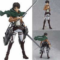Attack On Titan Shingeki no Kyojin Eren 207 Action Figure Anime Toy PVC Figurine