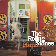"THE ROLLING STONES - Saint Of Me (ps) 7"" 45*"