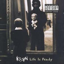 Korn : Life Is Peachy CD (2001)