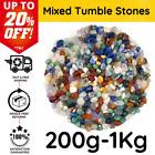 Mixed Tumbled Gemstone Crystal  | BULK 250g - 1kg | Natural Polished Stones