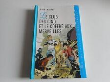 MA PREMIERE BIBLIOTHEQUE - LE CLUB DES CINQ ET LE COFFRE AUX MERVEILLES - E. BLY