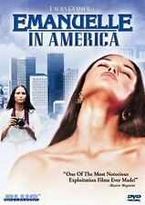 Emanuelle in America DVD Brand NEW