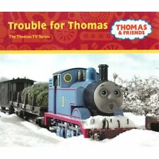 THOMAS & FRIENDS ~ TROUBLE FOR THOMAS ~  Brand New Paperback