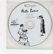 (FS110) M Organ, Miss Parker - DJ CD