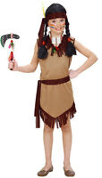 Indien Fille Costume NEUF - fille carnaval déguisement costume