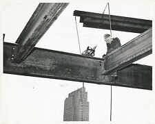 NEW YORK c. 1950 - Seagram Building Steelwork USA - GF 297