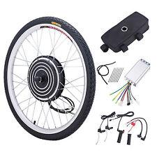 36V 500W Electric Bike Conversion Motor Kit w/ Front Wheel Hub Speed