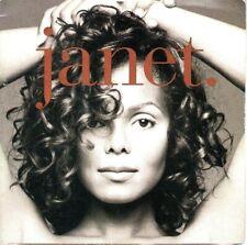 "Janet Jackson ""Janet"" ~ (Cd, 1993) ~ * R&B / Soul / Pop * #40"