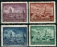 Pologne occupation 1942  3e REICH   YT n° 103 à 106 Neufs ★★ Luxe / MNH