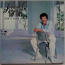 LIONEL RICHIE Can't Slow Down 1983 OZ Motown g/fold VG++/VG++
