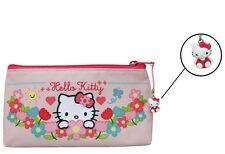 Hello Kitty Home sweet home Schlamper Etui - 22 x 10 cm - Stifte-Etui