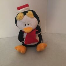 """Gemmy - Penguin - Animated - Singing - Christmas - Sings """"Tutti Frutti"""" Song"""