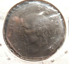 CIRCULATED 1977 10 PESOS MEXICAN COIN!