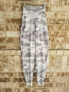 AERIE AMERICAN EAGLE Offline Camo Print Highwaisted Joggers Size XS
