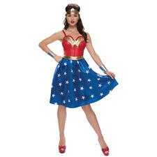Wonder Women Costume Adult Dress Hero America Costumes Superwoman Cosplay 2xl