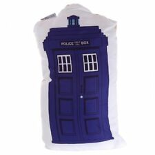 POLICE BOX SHAPED THE DOCTOR CUSHION TED SMITH PILLOW