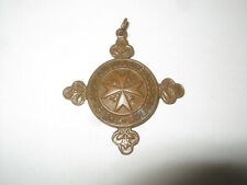 St Johns Ambulance Medal 256243 A Riley vintage 1943 WW2