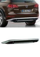 SPOILER DE PARE CHOC ARRIERE VW TOUAREG (7P5) 4.2 V8 TDI 2011 à 2014