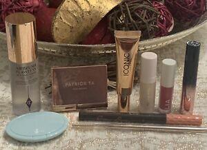 SOLD OUT! Fresh Face Makeup lot Charlotte Tilbury Tarte Patrick Ta Sephora $148+