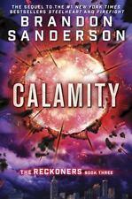 Calamity (The Reckoners) by Sanderson, Brandon