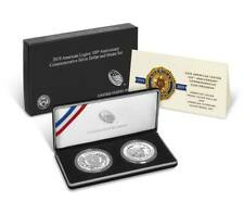 New listing U.S. Mint American Legion 100th Anniversary 2019 Proof Silver Dollar and Medal S