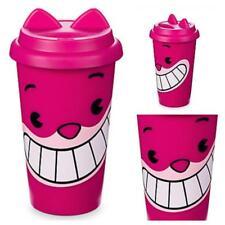 BNWT Disney MXYZ Alice in Wonderland Cheshire Cat travel thermal mug cup thermos
