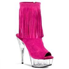 Normale-Weite-(E) Damenstiefel & -Stiefeletten mit Reißverschluss für Clubwear